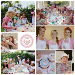 Kids PartyCollage
