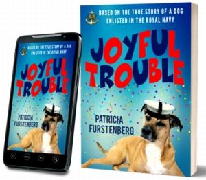 Joyful Trouble - book and eBook small