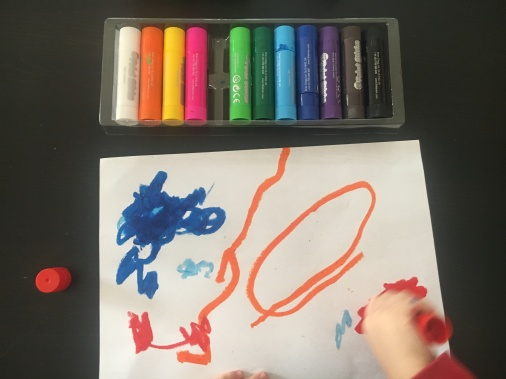Paint Sticks pocketnannies review
