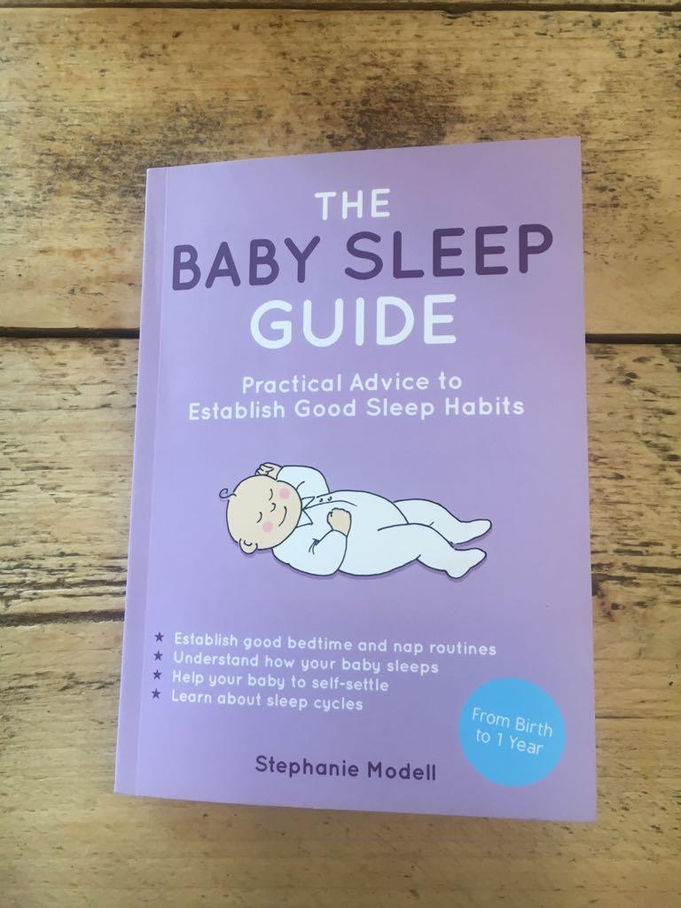 The baby sleep guide, stephanie modell