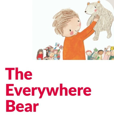 The Everywhere Bear pocketnannies
